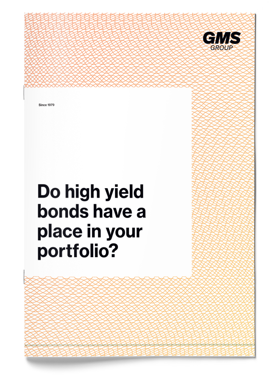 Do High Yield Bonds have a place in your portfolio Booklet