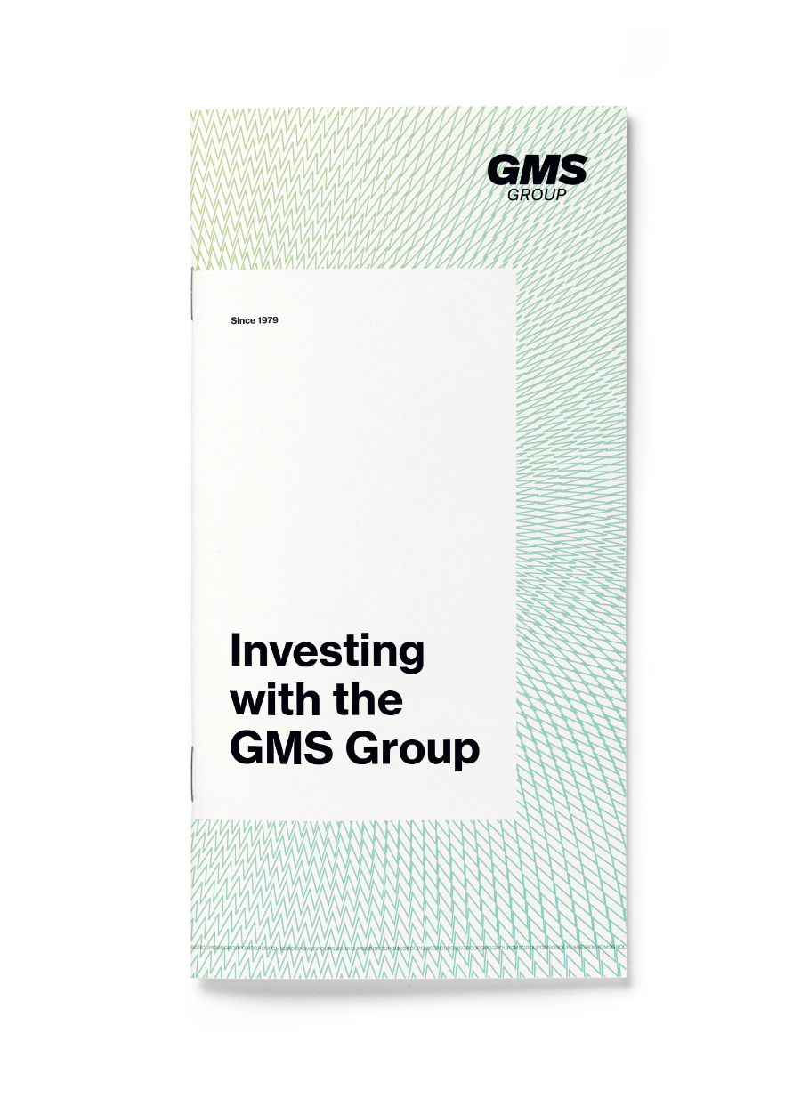 Investing with the GMS Group Booklet
