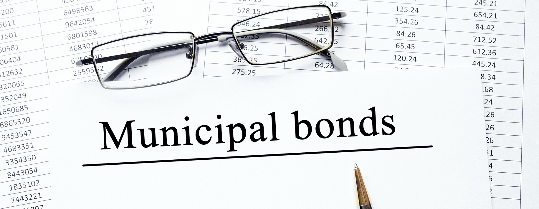 Municipal Bonds News