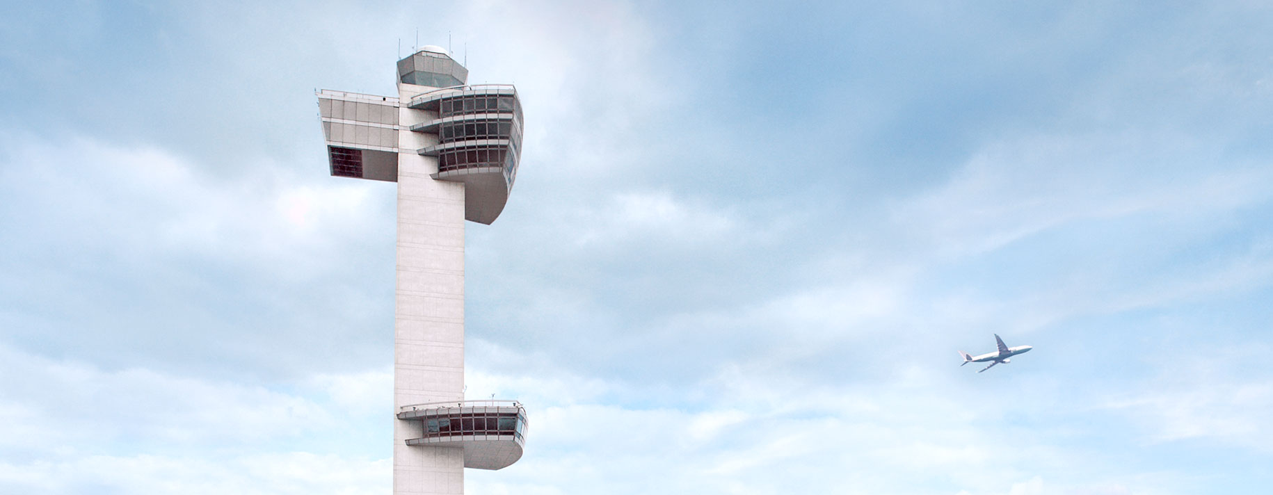 J. F. Kennedy International Airport Control Tower